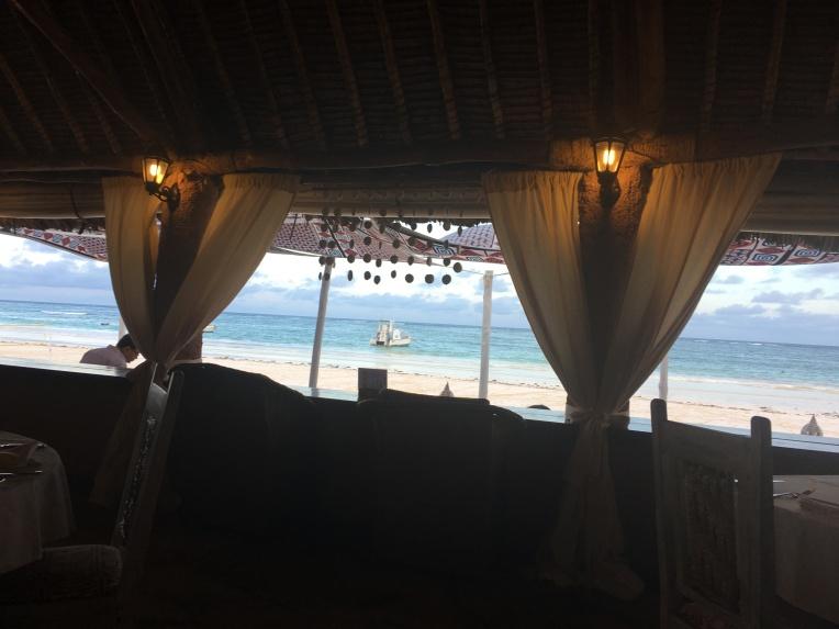 Nomad Restaurant Diani Beach